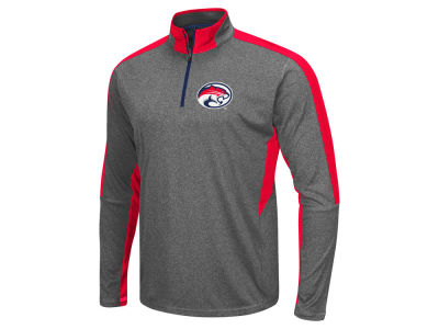 Houston Cougars Colosseum NCAA Men's Atlas Quarter Zip Pullover