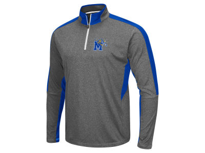 Memphis Tigers Colosseum NCAA Men's Atlas Quarter Zip Pullover
