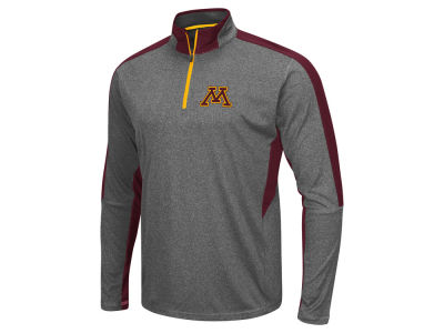 Minnesota Golden Gophers Colosseum NCAA Men's Atlas Quarter Zip Pullover