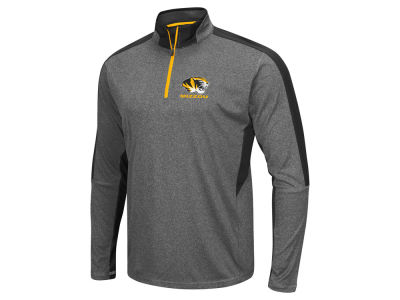 Missouri Tigers Colosseum NCAA Men's Atlas Quarter Zip Pullover