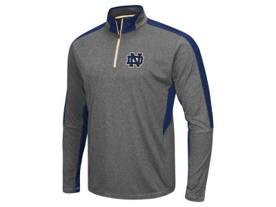 Notre Dame Fighting Irish Colosseum NCAA Men's Atlas Quarter Zip Pullover
