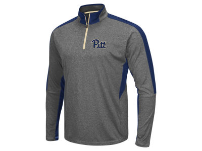 Pittsburgh Panthers Colosseum NCAA Men's Atlas Quarter Zip Pullover