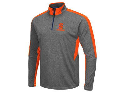 Syracuse Orange Colosseum NCAA Men's Atlas Quarter Zip Pullover
