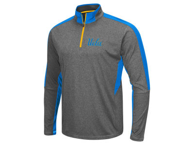 UCLA Bruins Colosseum NCAA Men's Atlas Quarter Zip Pullover