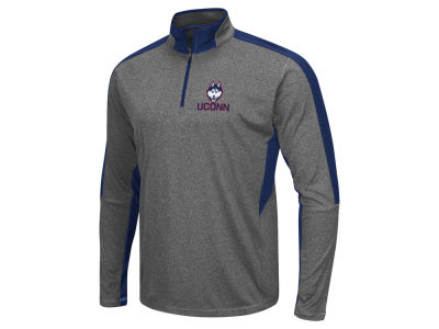 Connecticut Huskies Colosseum NCAA Men's Atlas Quarter Zip Pullover