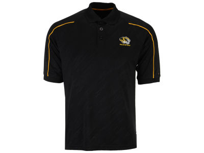 Missouri Tigers Colosseum NCAA Men's Sleet Polo Shirt