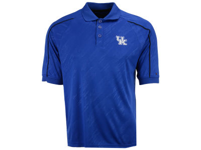 Kentucky Wildcats Colosseum NCAA Men's Sleet Polo Shirt