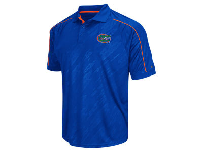 Florida Gators Colosseum NCAA Men's Sleet Polo Shirt