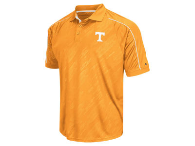 Tennessee Volunteers Colosseum NCAA Men's Sleet Polo Shirt