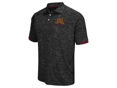 Minnesota Golden Gophers Colosseum NCAA Men's Spiral II Polo Shirt
