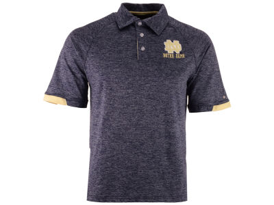 Notre Dame Fighting Irish Colosseum NCAA Men's Spiral II Polo Shirt