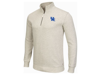 Kentucky Wildcats Colosseum NCAA Men's Clifftop 1/4 Zip Pullover