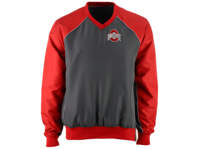 Ohio State Buckeyes J America NCAA Men's Par Four Hot Jacket