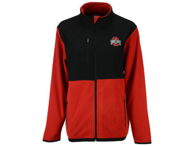 Ohio State Buckeyes J America NCAA Women's Rainier Microfleece Jacket