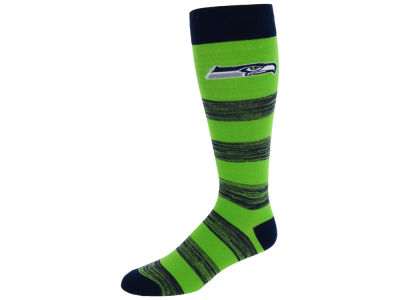 Seattle Seahawks For Bare Feet Rugby Crew Socks
