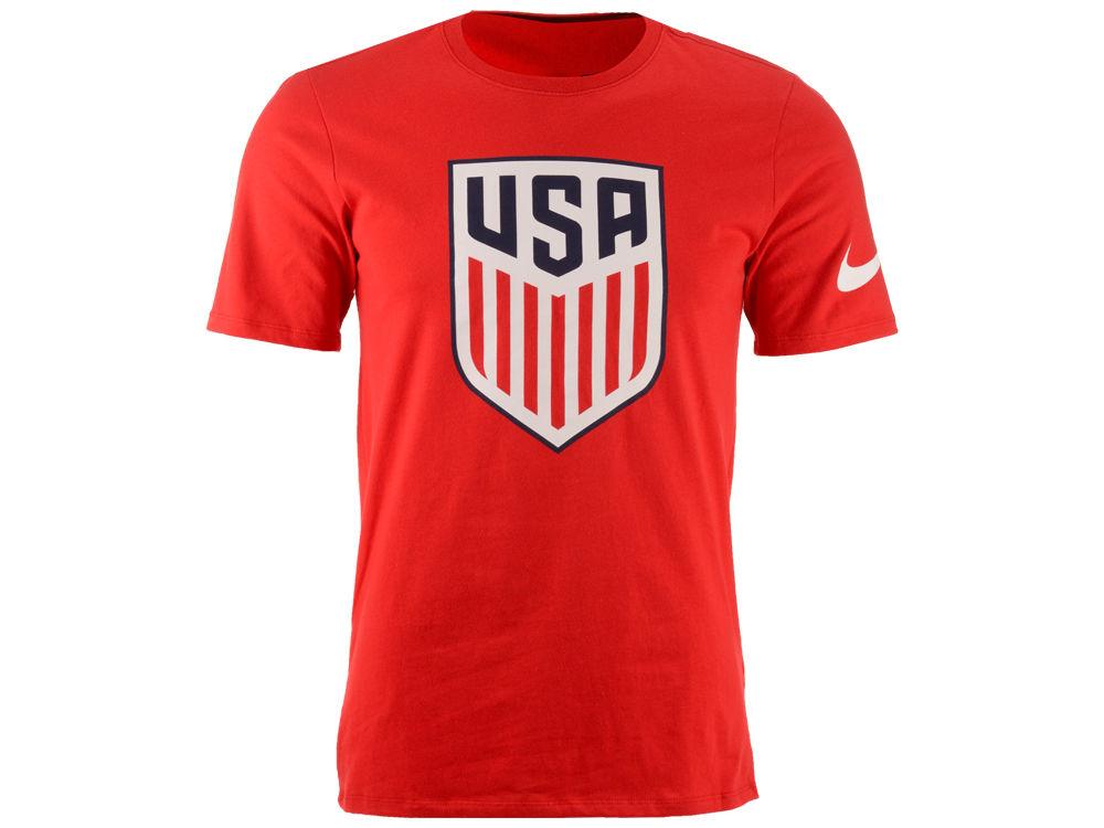 e153fd0d1 USA Nike Men s National Team Crest T-Shirt