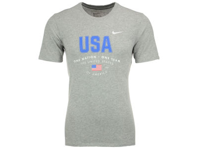 USA Nike National Team Men's Verbiage T-Shirt