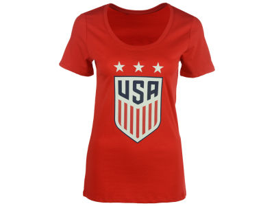 USA Nike National Team Women's Crest T-Shirt