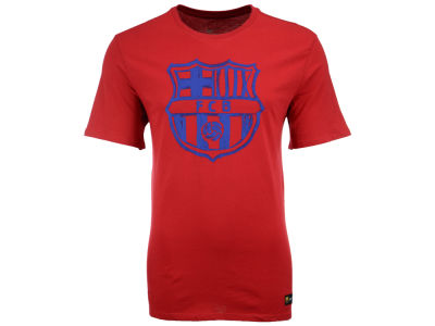 FC Barcelona Nike Club Team Men's Core Crest T-Shirt
