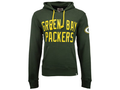 Green Bay Packers '47 NFL Men's Crosscheck Hoodie