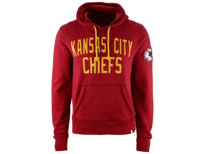 Kansas City Chiefs '47 NFL Men's Crosscheck Hoodie