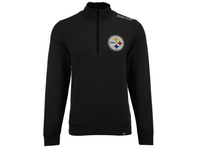 Pittsburgh Steelers '47 NFL Men's Forward Compete Quarter Zip Pullover