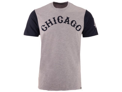 Chicago Cubs '47 MLB Men's Triple Up T-Shirt