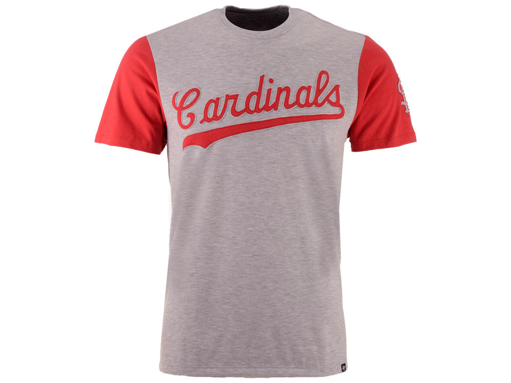 c4d46b2c St. Louis Cardinals '47 MLB Men's Triple Up T-Shirt