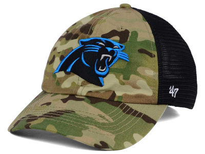 Carolina Panthers '47 NFL Compass '47 CLOSER Cap