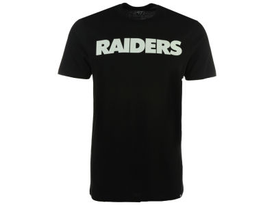 Oakland Raiders '47 NFL Men's MVP Flanker T-Shirt