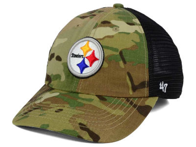 Pittsburgh Steelers '47 NFL Compass '47 CLOSER Cap