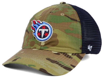 Tennessee Titans '47 NFL Compass '47 CLOSER Cap