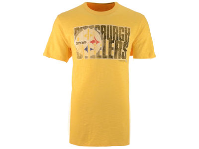 Pittsburgh Steelers '47 NFL Men's Wordmark Scrum T-Shirt