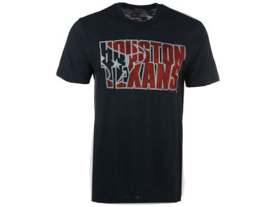 Houston Texans '47 NFL Men's Wordmark Scrum T-Shirt