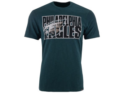 Philadelphia Eagles '47 NFL Men's Wordmark Scrum T-Shirt