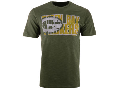 Green Bay Packers '47 NFL Men's Wordmark Scrum T-Shirt