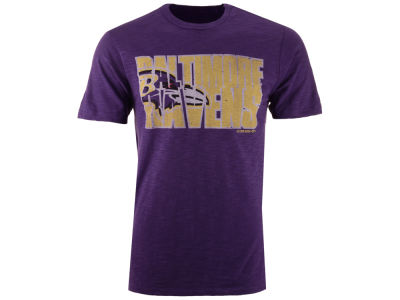 Baltimore Ravens '47 NFL Men's Wordmark Scrum T-Shirt