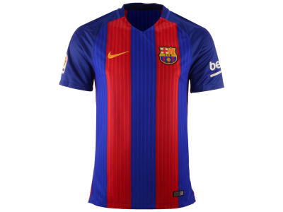 FC Barcelona Nike Men's Club Team Home Stadium Jersey