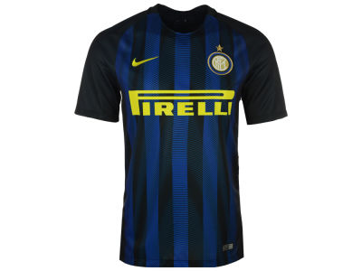 Inter Milan Nike Men's Club Team Home Stadium Jersey