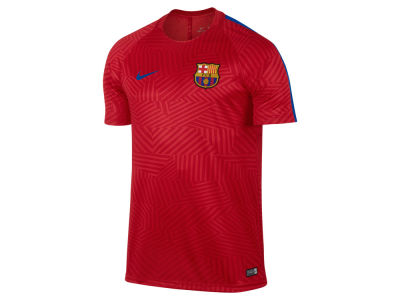 FC Barcelona Nike Club Team Men's Prematch Training Jersey