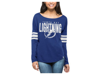 7fc197222a7 Tampa Bay Lightning  47 NHL Women s Courtside Long Sleeve ...