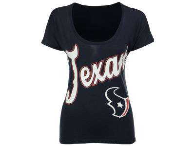 Houston Texans '47 NFL Women's Roundoff T-Shirt