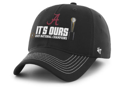 Alabama Crimson Tide '47 NCAA 2016 Champion Postgame MVP Cap
