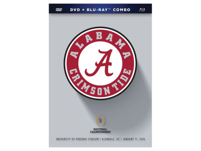 Alabama Crimson Tide Event DVD