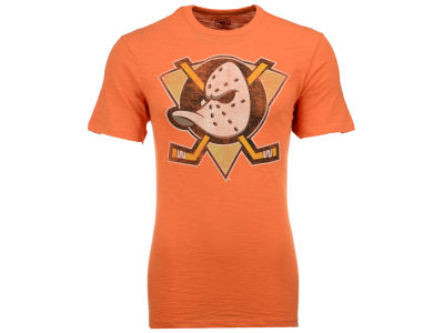 Anaheim Ducks '47 NHL Logo Scrum T-Shirt