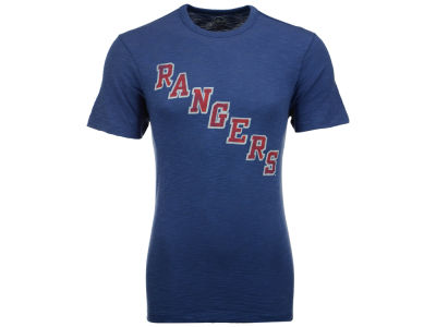 New York Rangers '47 NHL Men's Logo Scrum T-Shirt