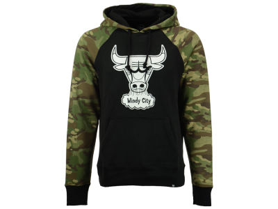 Chicago Bulls '47 NBA Men's Alpha Hoodie