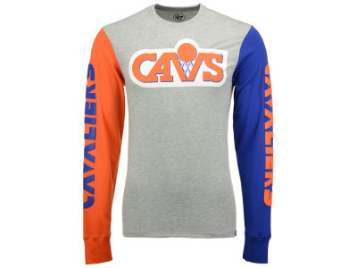 Cleveland Cavaliers '47 NBA Men's Circuit Long Sleeve T-Shirt