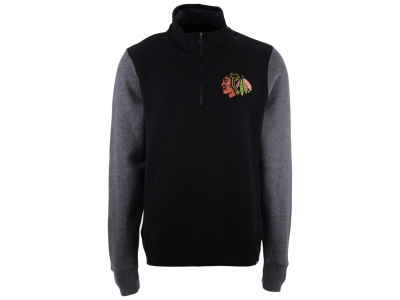 Chicago Blackhawks '47 NHL Men's Triple Coverage 1/4 Zip Pullover