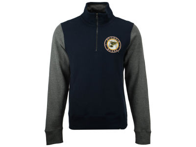 St. Louis Blues '47 NHL Men's Triple Coverage 1/4 Zip Pullover